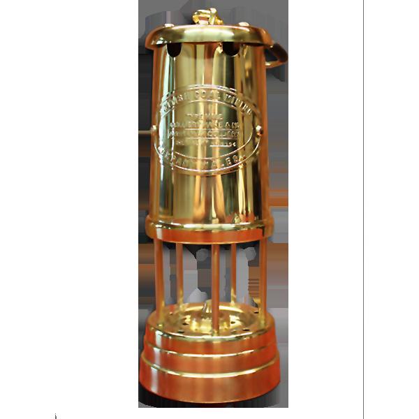 Welsh Replica Miner Lamp R401