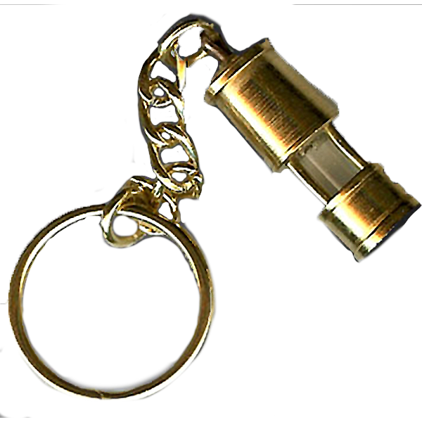 Brass Key Chain